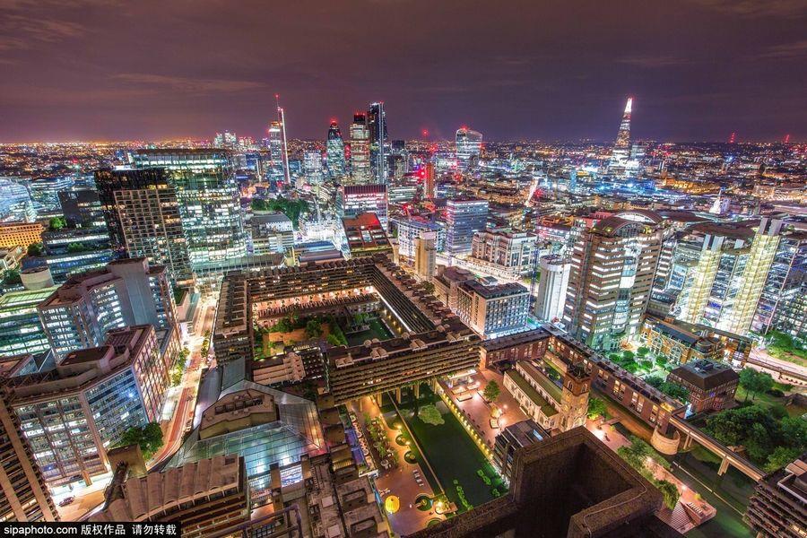 英国摄影师拍摄伦敦绝美风景照