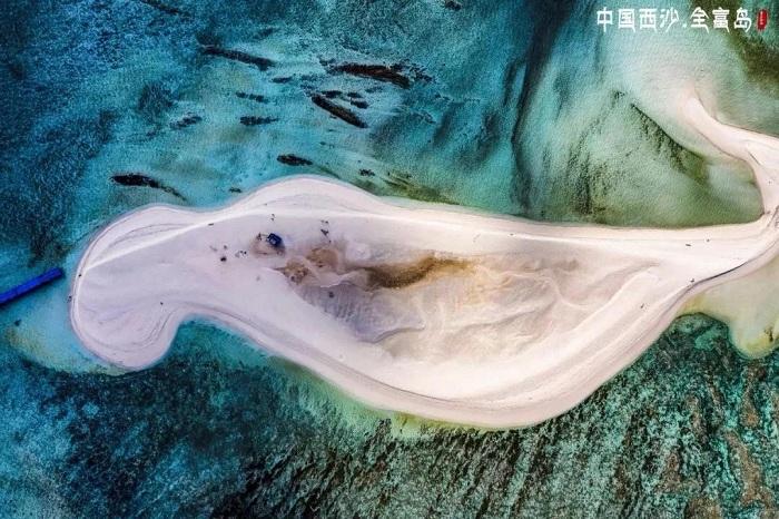 """""""蓝色梦想 宝玉西沙""""西沙群岛创作之旅"""